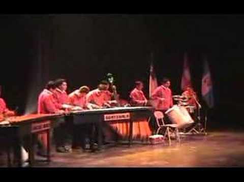yo soy puro guatemalteco marimba
