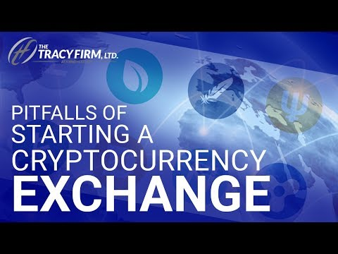 Starting a Legally Compliant Cryptocurrency Exchange