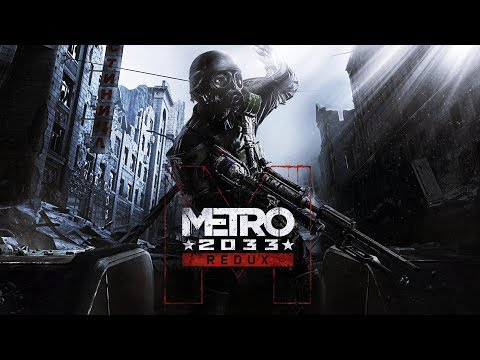 Metro 2033 REDUX Soundtrack - Riga (Jazz Guitar Cover)
