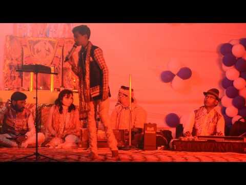 himanshu-yadav-  stage-show-  chhath-song  mai-ke-mahima  2016
