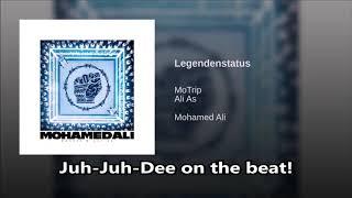 Motrip & Ali As Legendenstatus (prod. by Juh-Dee) Lyrics Video