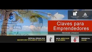 GESTIÓN FINANCIERA - Curso: CLAVES PARA EMPRENDEDORES