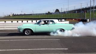 Another Dodge 440 Burnout - American Car Collector
