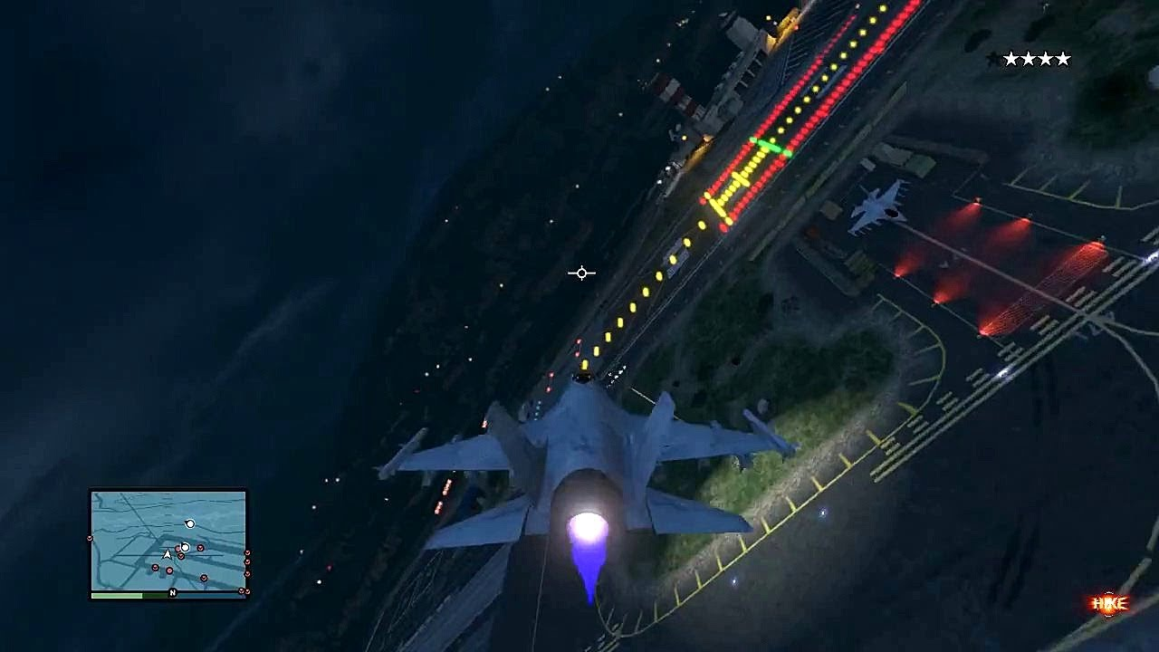 Jet Privato Gta 5 : Grand theft auto jet wars livestream exploring