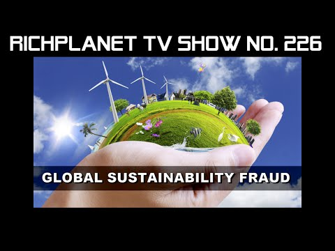 Global Sustainability Fraud - PART 1 OF 3