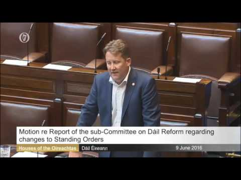 Report on Dáil Reform Committee