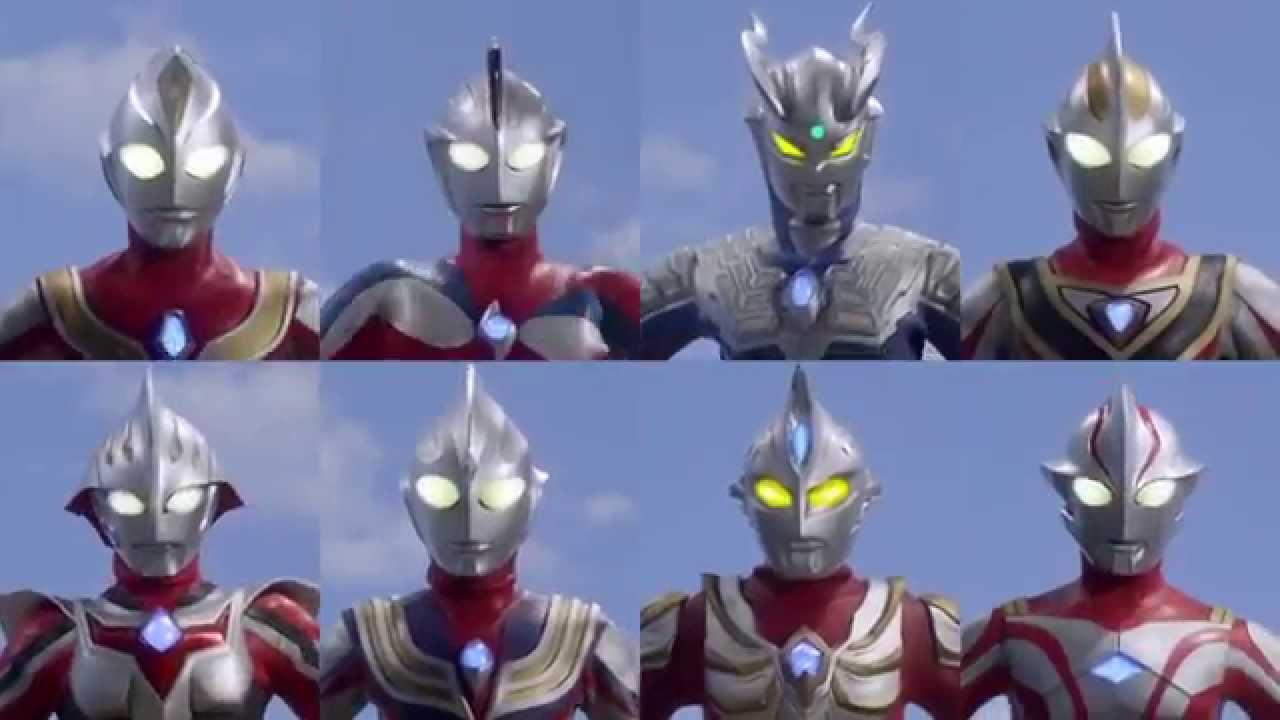 Ultraman Ginga S The Movie Teaser Trailer Youtube