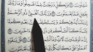QRA AL QURAN SURAH AL ANOM. Verses 133 134 ПРАВИЛЬНО ЧИТАТЬ КОРАН.