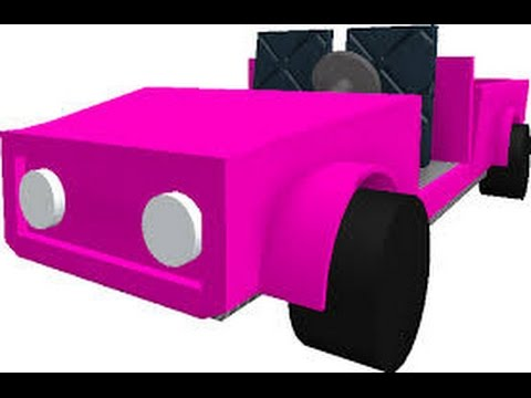 Roblox Lumber Tycoon 2 How to get the Rare Pink Truck