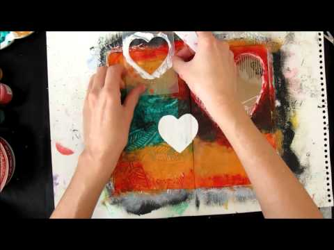 Art Journal - Love Yourself...