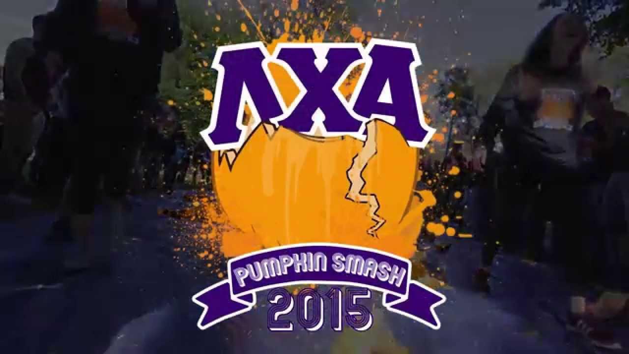 Pumpkin Smash 2015 | Lambda Chi Alpha Syracuse University