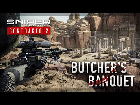 Sniper Ghost Warrior Contracts 2 - Butcher's Banquet | Expansion Trailer (Free on All Platforms)