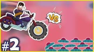 Happy Dead Racing Gameplay Walkthrough #2 iOS Android Games