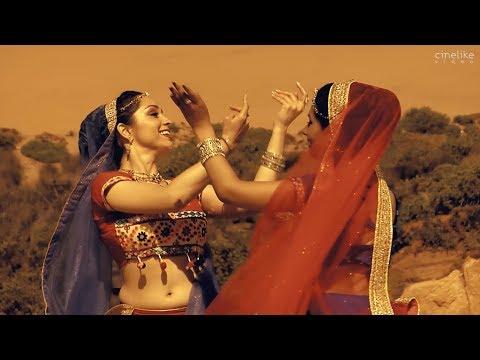 Ghoomar Song | Padmavati | Svetlana Tulasi & Zaida | Rajasthani Bollywood Dance