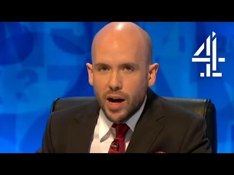 Tom Allen Reading an Erotic Novel Aloud | 8 Out Of 10 Cats Does Countdown