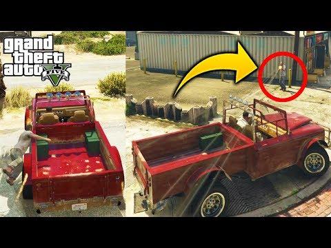¿Que Pasa Si Franklin Le Roba Su Camioneta A Trevor, Que Hara Trevor? GTA 5