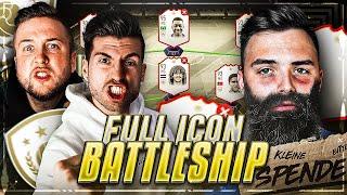 FIFA 19: Full ICON Battleship Wager wird zur LACHNUMMER VS ArmutsGaming 😂☠️