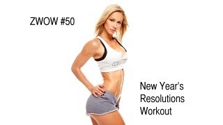 ZuzkaLight.com - ZWOW 50 Time Challenge - New Year's Resolution Workout