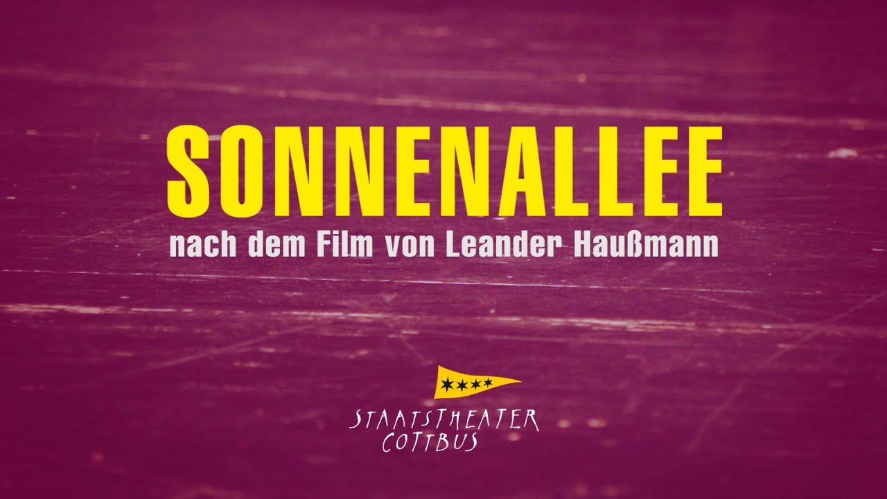 »Sonnenallee« Trailer (Staatstheater Cottbus)