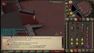 Attempting to beat TOB Solo Record
