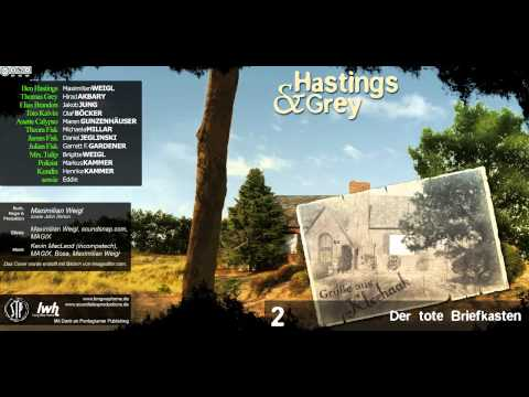 Hastings & Grey - Folge 2 - Der tote Briefkasten [HÖRSPIEL]