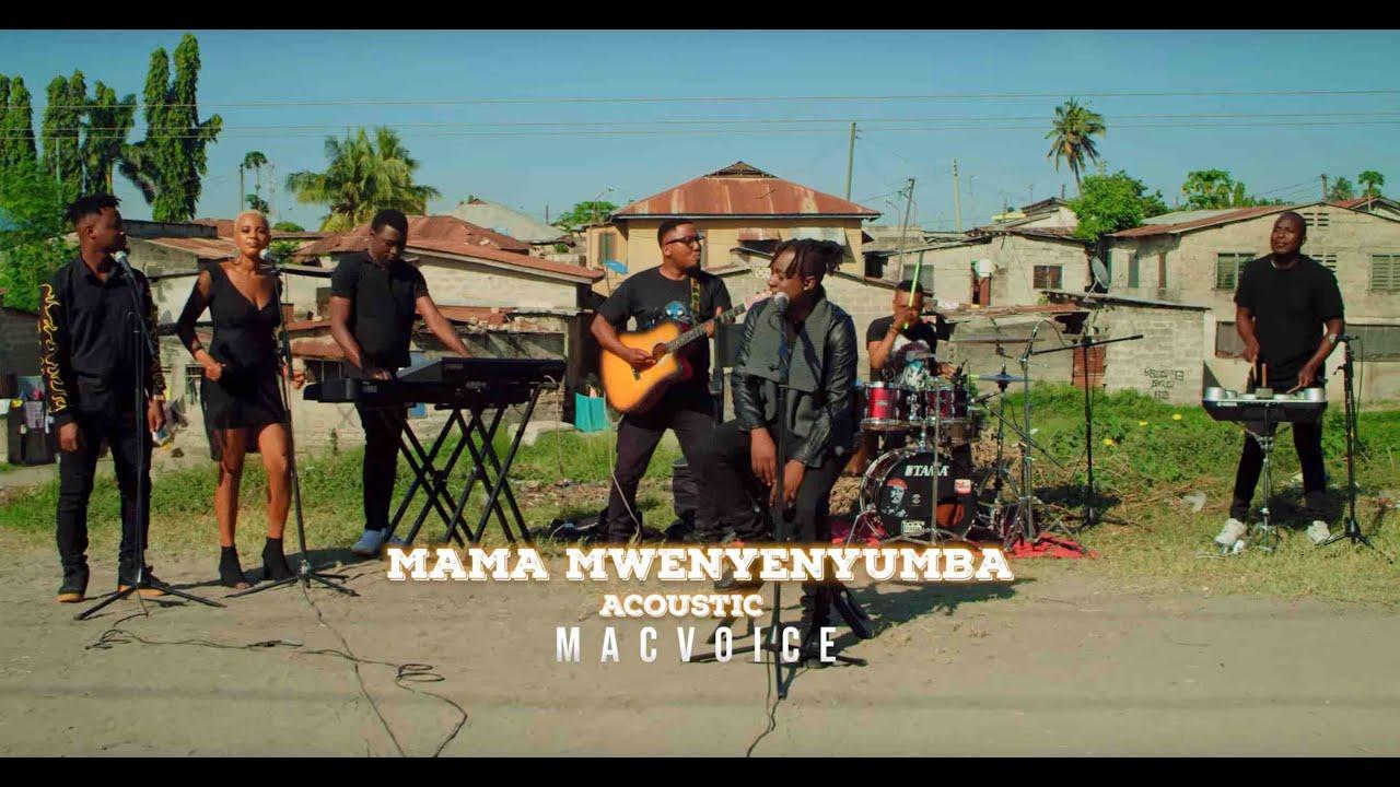 Download Macvoice - Mama Mwenye Nyumba (Acoustic Video)
