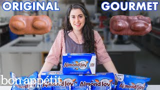 Download Pastry Chef Attempts to Make Gourmet Almond Joys | Gourmet Makes | Bon Appétit Mp3 and Videos