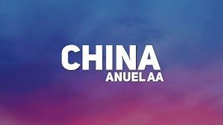 Anuel Aa China Letra.mp3