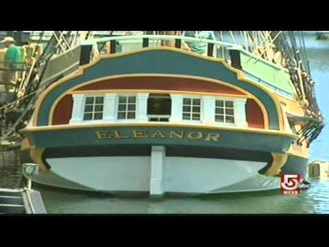 Boston Tea Party Museum- Featured on The Chronicle (ABC) Boston