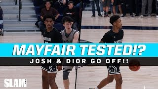 Josh Christopher GOES OFF AND CATCHES TWO BODIES! MAYFAIR TESTED AGAIN!?