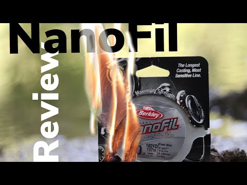 Best Fishing Line Ever? Berkley NanoFil Review