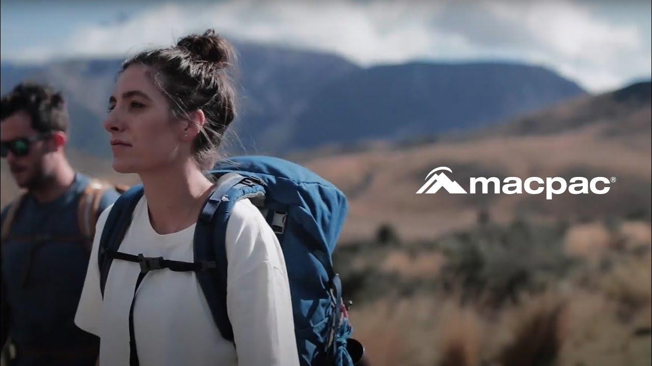 macpac 「Weka Series」2020