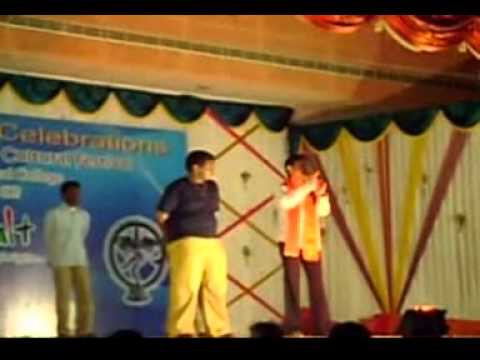 Manmadhudu Skit [Golden Jubilee Celebrations - Rangaraya Medical College SUMMIT '07].mp4