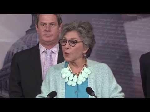 Senator Boxer and Colleagues Make Major Announcement on Transportation Reauthorization Bill