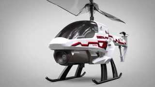 Flying Toys Spy Cam-3 3-Channel Easy Control Helicopter From Silverlit