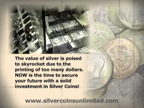 Buy And Invest In Silver Coins