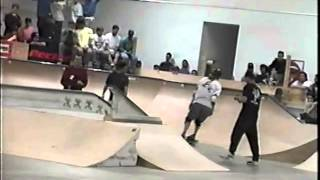 tony hawk in powell street contest