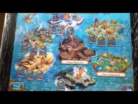 Видео обзор игры Туземцы от GI. Часть 2 \ The Tribez game review. Part 2.
