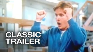 The Breakfast Club Official Trailer #1 - Paul Gleason Movie (1985) HD