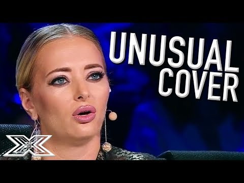 MOST UNUSUAL Nirvana Cover on X Factor Romania? | X Factor Global