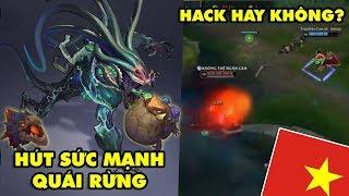 Update LMHT: Tướng mới Hư Không hấp thụ sức mạnh quái rừng - Game thủ Việt bị tố cáo xài tool