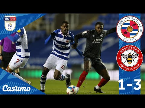 Reading Brentford Goals And Highlights