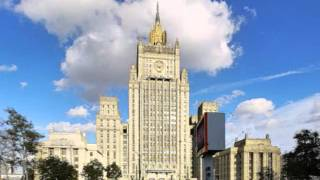 7 Stalin skyscrapers in Moscow