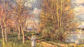 Alfred Sisley - Impresiones a orillas del Sena