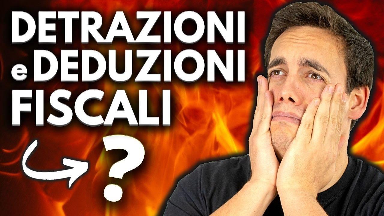 Download DETRAZIONI e DEDUZIONI FISCALI: Facciamo Chiarezza! 💶
