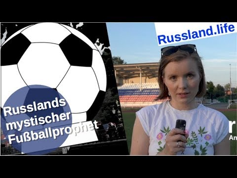 WM: Der mystische Fußballprophet