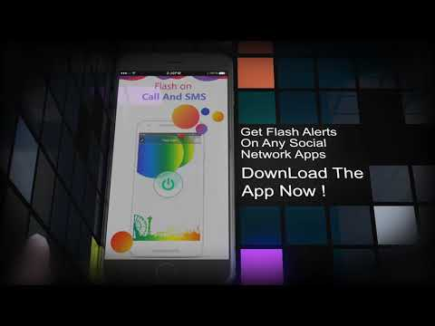 5 Best Flashlight Apps For Android | Flash Alerts Android App | Flash On Call |