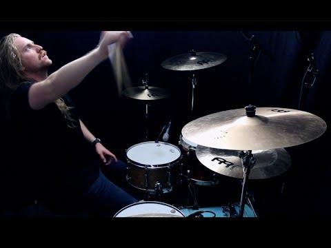 "Aaron Stechauner - Falling In Reverse - ""Losing My Mind Drum Remix"""