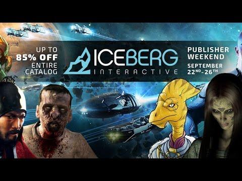 Iceberg Interactive: PUBLISHER WEEKEND 2016