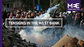 Israel kills, injures Palestinians in West Bank protests